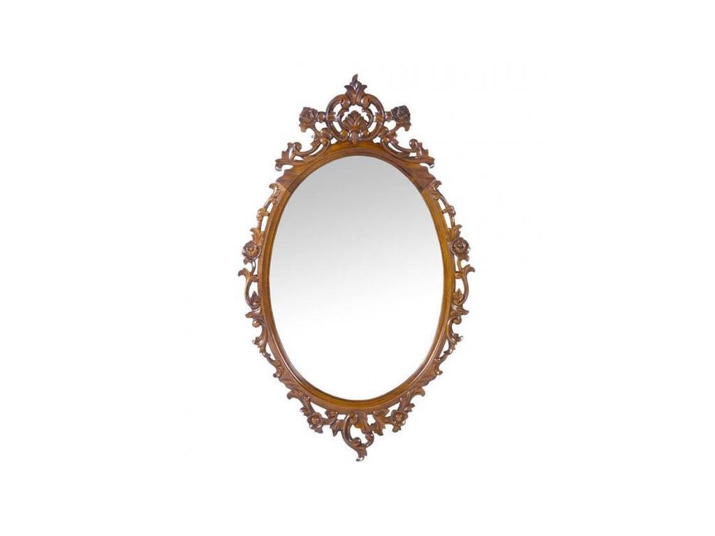 Jakarta: зеркало  большое (орех)