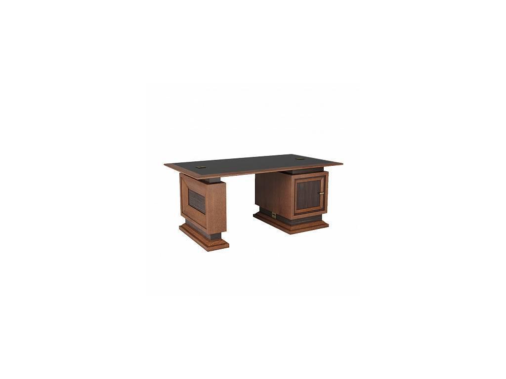 Zzibo Mobili: Zzibo: стол письменный (орех)