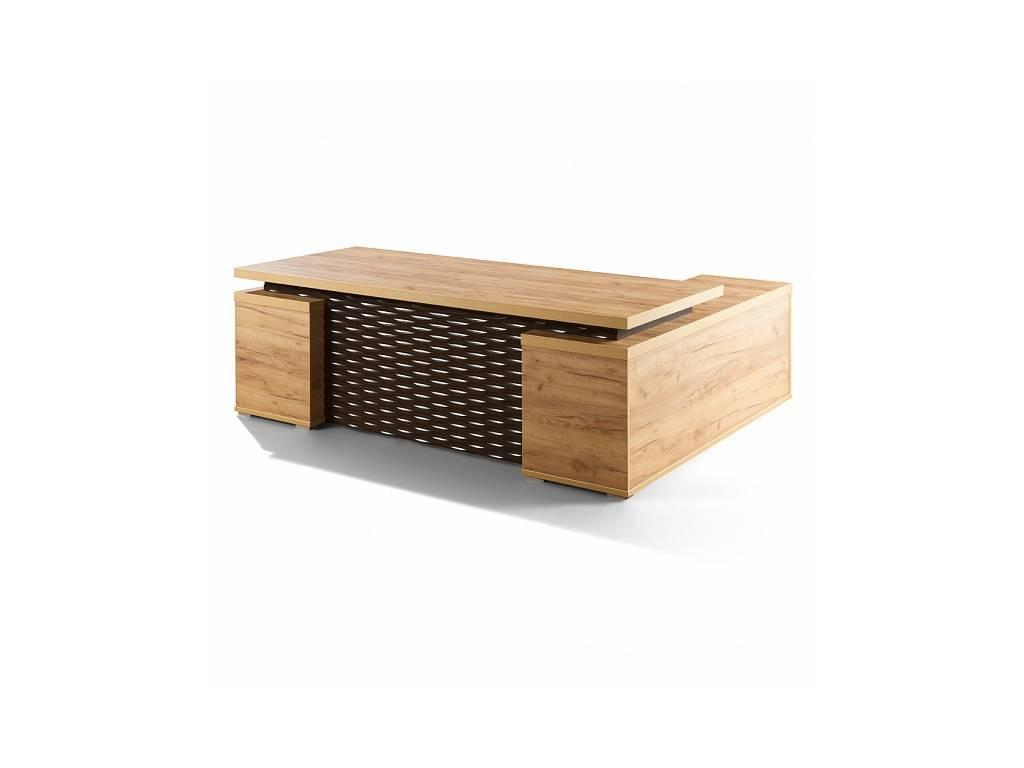 Zzibo Mobili: Torino: стол письменный (дуб золотой)