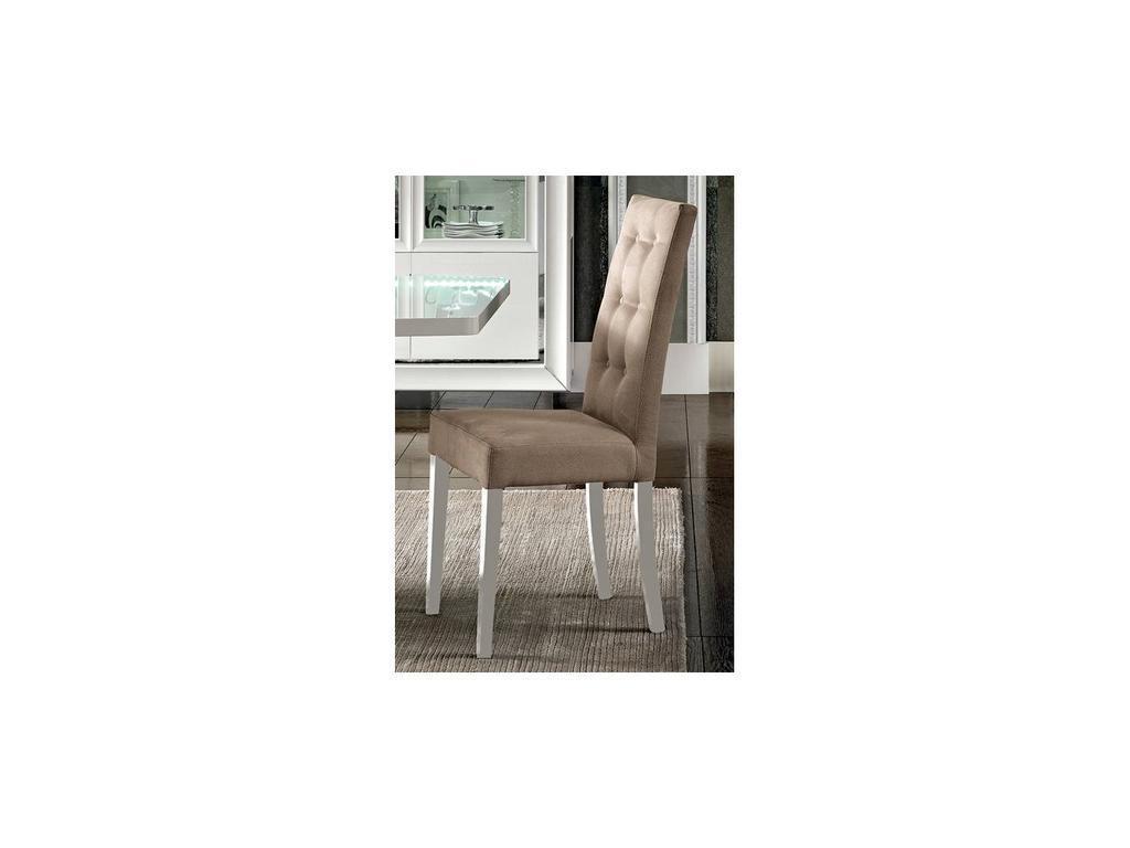 Camelgroup: Dama: стул экокожа 920 PERLA (белый)