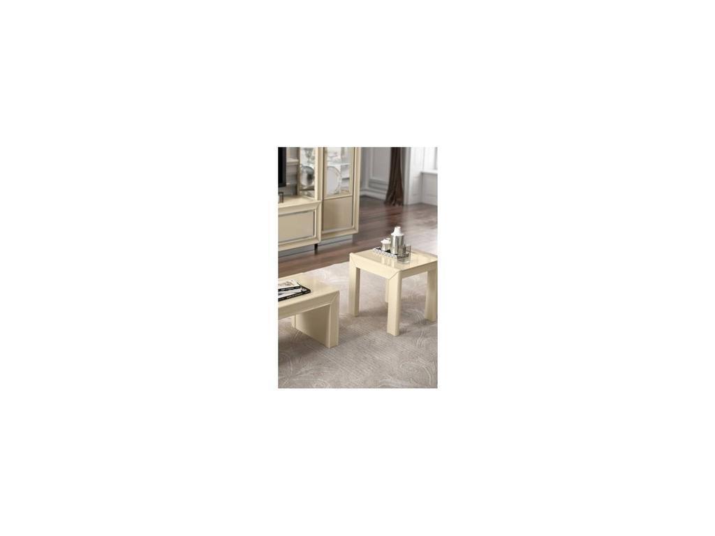 Camelgroup: La Star: стол  угловой (слоновая кость)