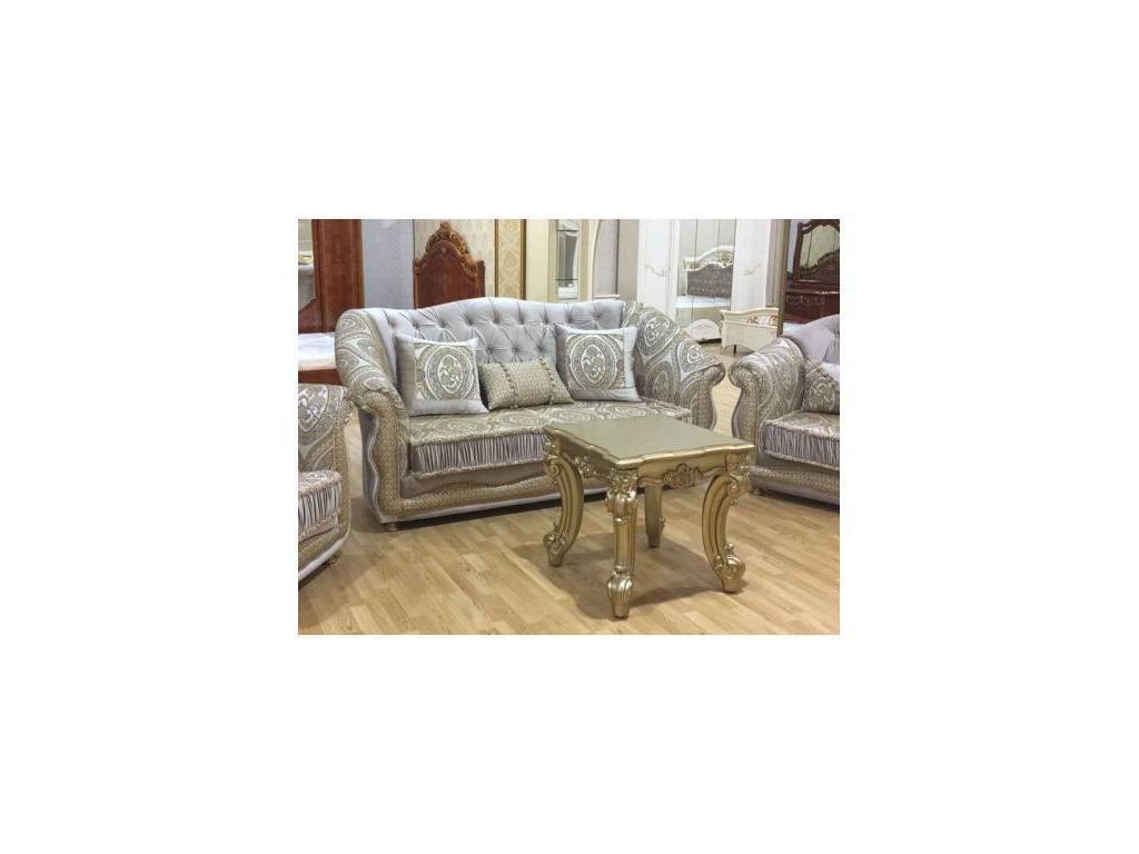 Ustie: Нефертити: диван 3 местный раскладной (ткань)