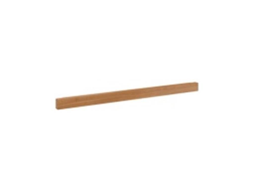 ММ: Модена: комплектующие  плинтус шкафа 1 дверного (орех)