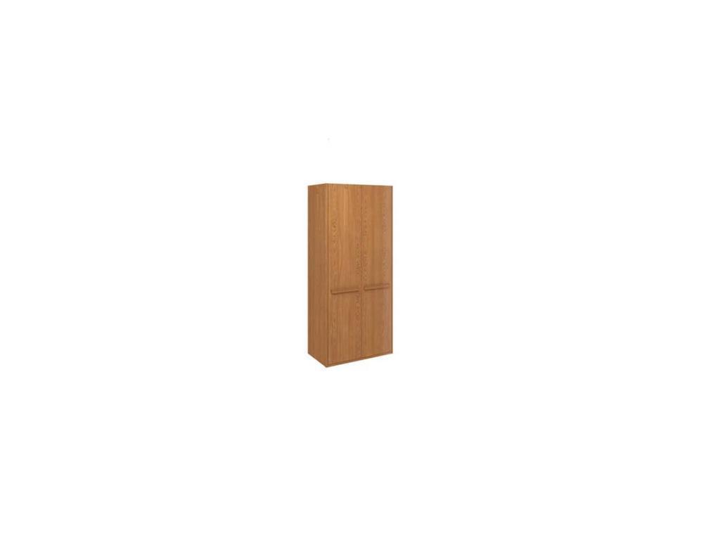 ММ: Модена: шкаф 2 дверный (орех)