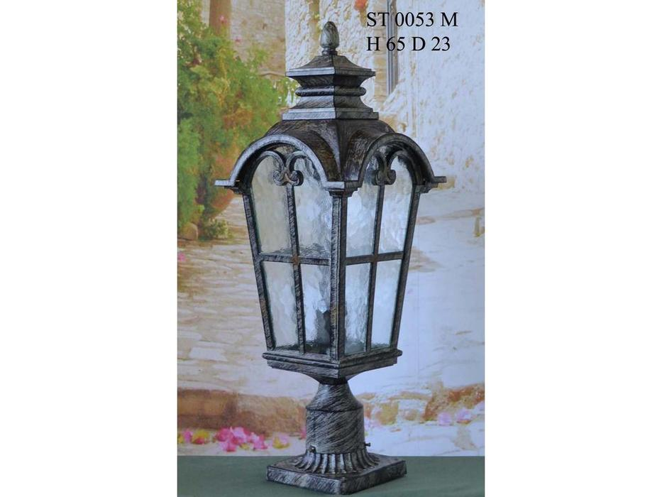 фонарь ST 0053-M (ВС/CG окисленный /волнистый)