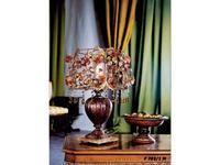 лампа настольная Mechini    [312162] стекло розовое