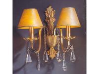 бра Copenlamp    [312164] белое золото, черный плафон