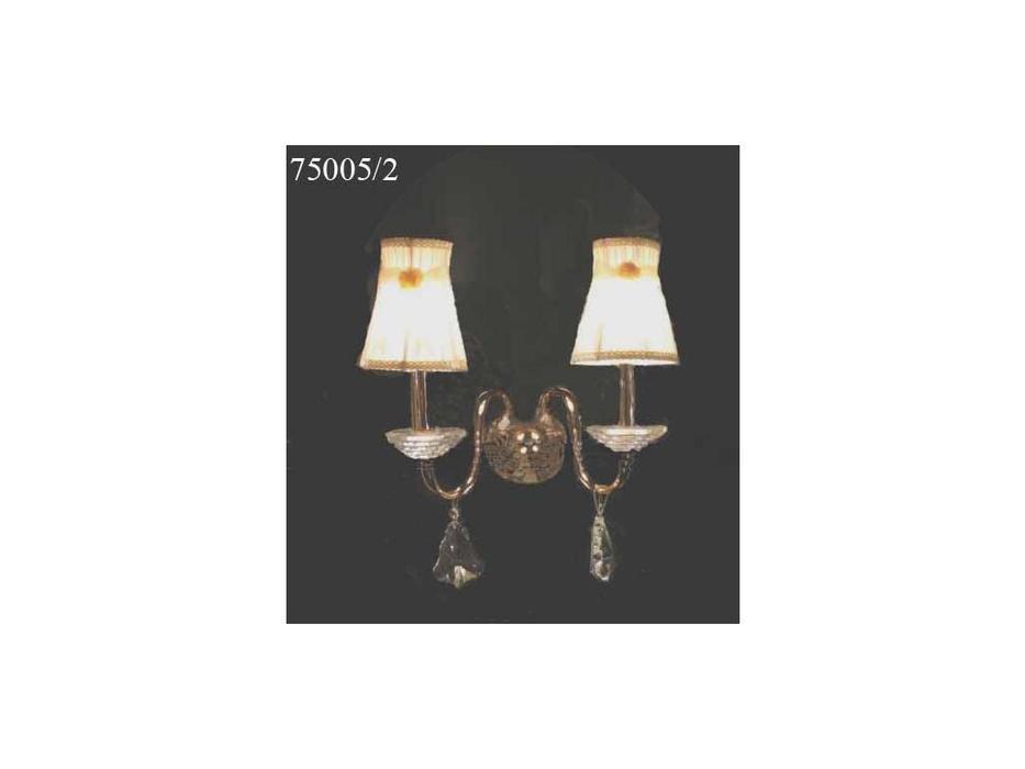 Бра 75005/2 (золото)