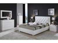 Dupen: Cinderella: кровать 180х200  (белый)