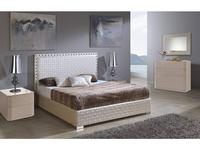 Dupen: Manhattan: кровать  180х200 с подъемным механизмом (беж)
