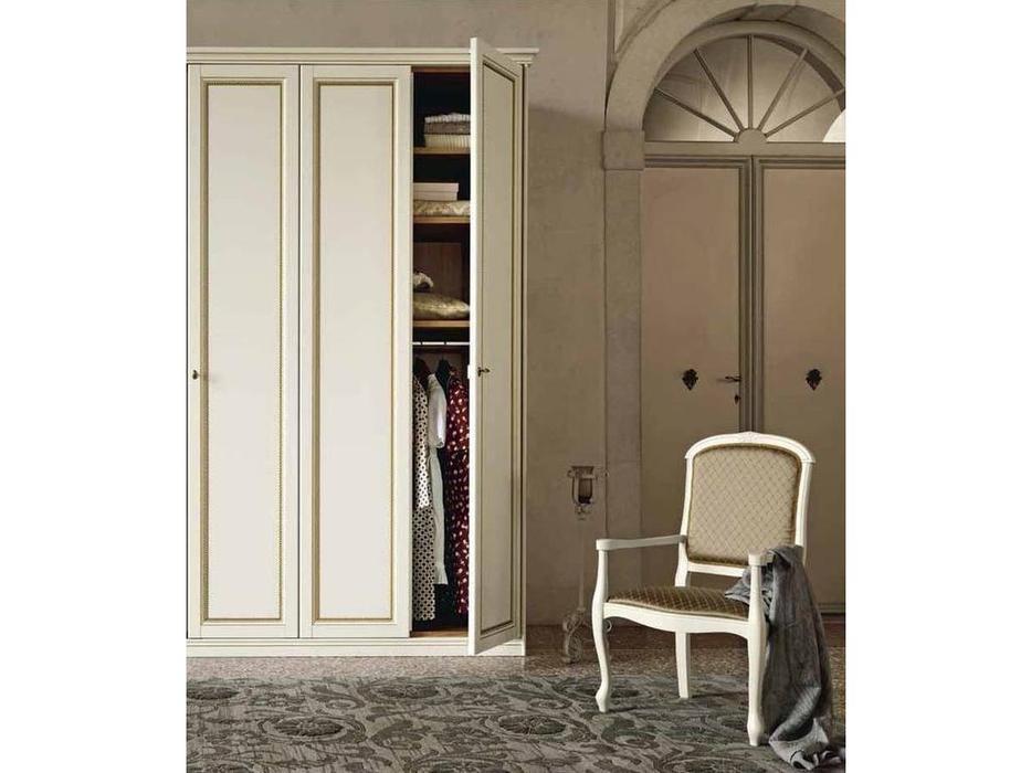 M. Villanova: Aurora: шкаф 3-х дверный  1зерк (беж)