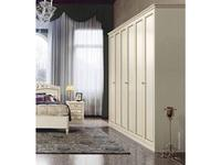 5213747 шкаф 4-х дверный M. Villanova: Aurora