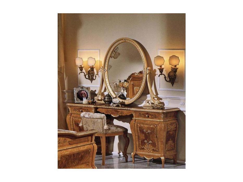 F.lli Pistolesi: Изабель: кресло к туалетному столу  (noce)