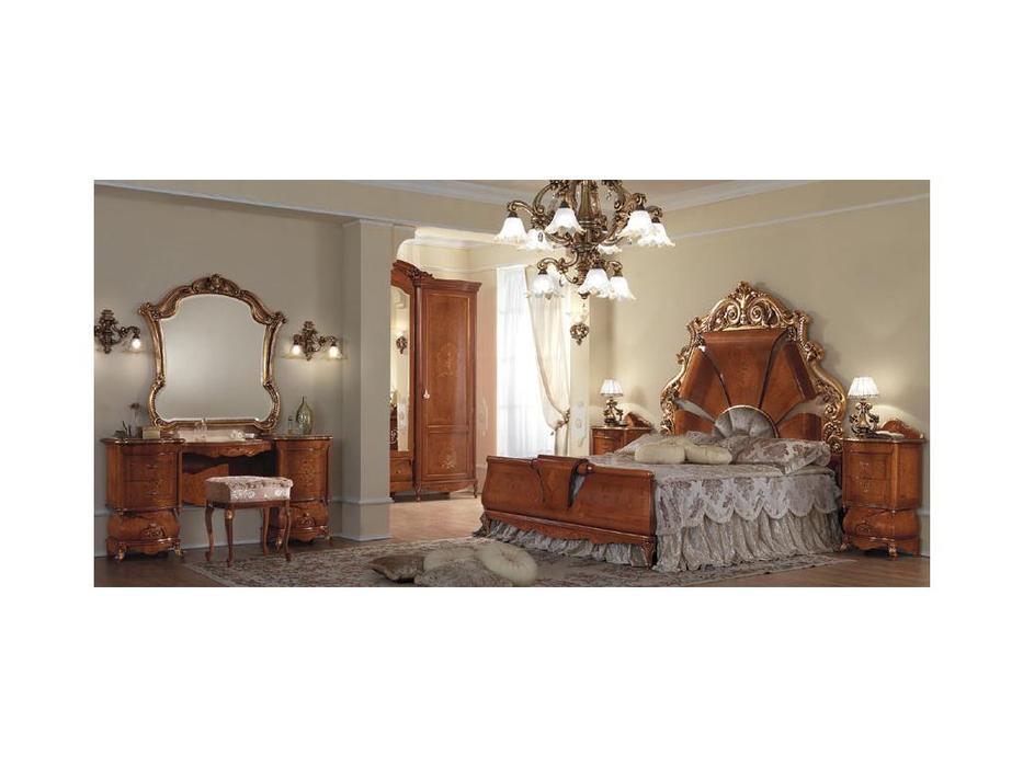 F.lli Pistolesi: Мануэль: спальная комната (noce/lacato)