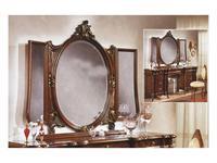 F.lli Pistolesi: Барокко: зеркало к туалетному столу  (noce)