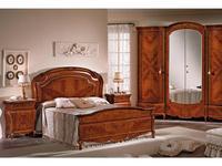 5109452 кровать F.lli Pistolesi: Изабель