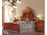 5131773 кровать двуспальная F.lli Pistolesi: Мануэль