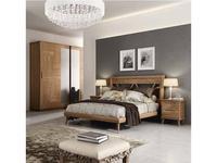 5218629 кровать двуспальная F.lli Pistolesi: Cloe