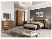 F.lli Pistolesi: Cloe: спальная комната (canaletto naturale)