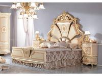 5235450 кровать двуспальная F.lli Pistolesi: Мануэль