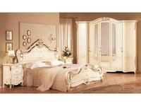 5235454 спальня барокко F.lli Pistolesi: Барокко