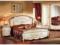5235456 кровать двуспальная F.lli Pistolesi: Изабель