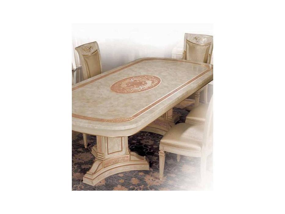 Vicente Zaragoza: Вена 35: стол обеденный  230х120 (слоновая кость)