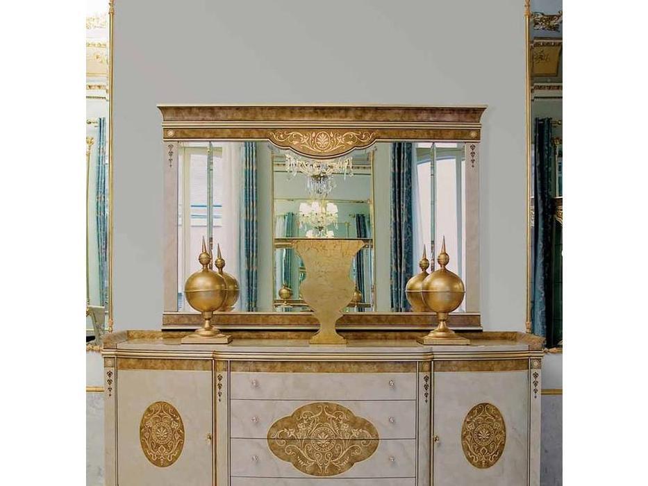 Vicente Zaragoza: Прага 15: зеркало  к буфету 190 см. (амбер)