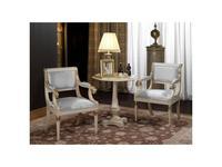 Vicente Zaragoza: Калифорния: кресло   (белый, золото)