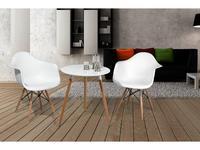 СФ: стол обеденный  (белый)