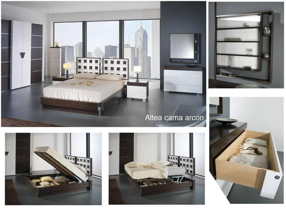 Proforma Diseno: Altea: спальная комната (венге)