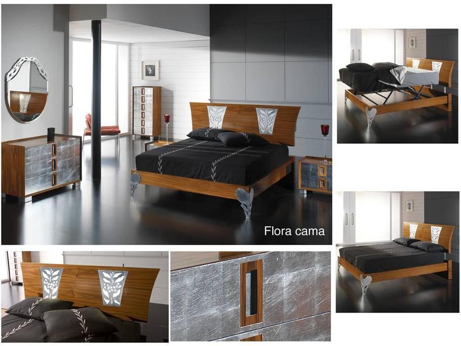 Proforma Diseno: Flora: спальная комната (палисандр)