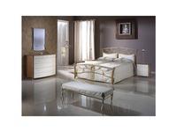 5101817 кровать двуспальная Proforma Diseno: Madrid
