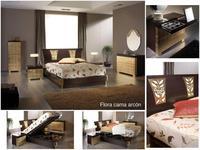 Proforma Diseno: Flora: спальная комната (венге)