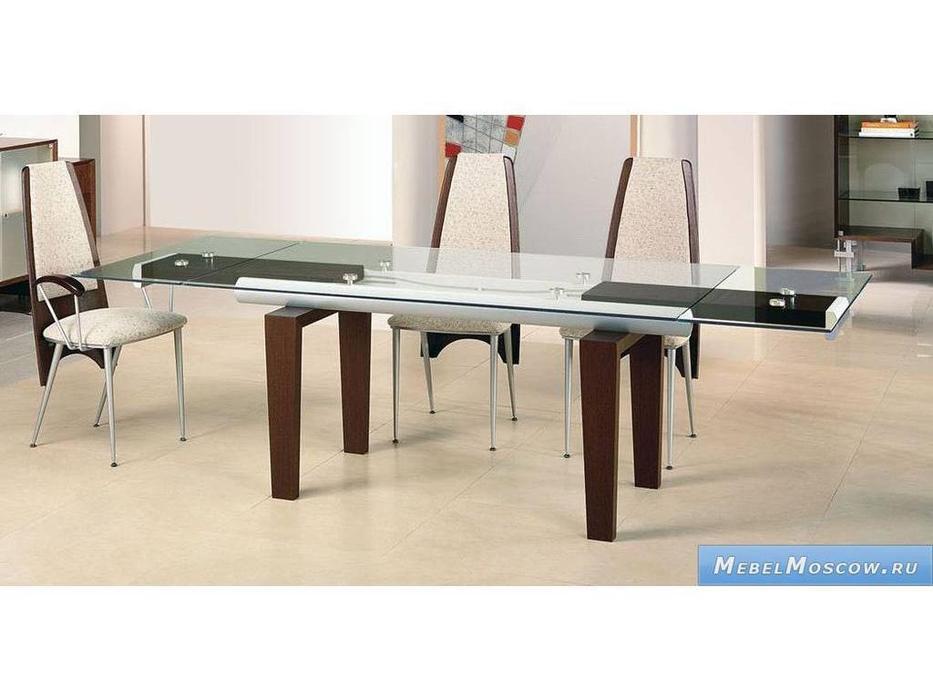 Proforma Diseno: Aida: стол обеденный раскладной (венге)