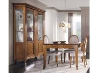 Francesco Pasi: Deco: стол обеденный Деко раскладной 160/250  (вишня)