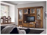 Francesco Pasi: Deco: стенка мебельная Деко  (вишня)