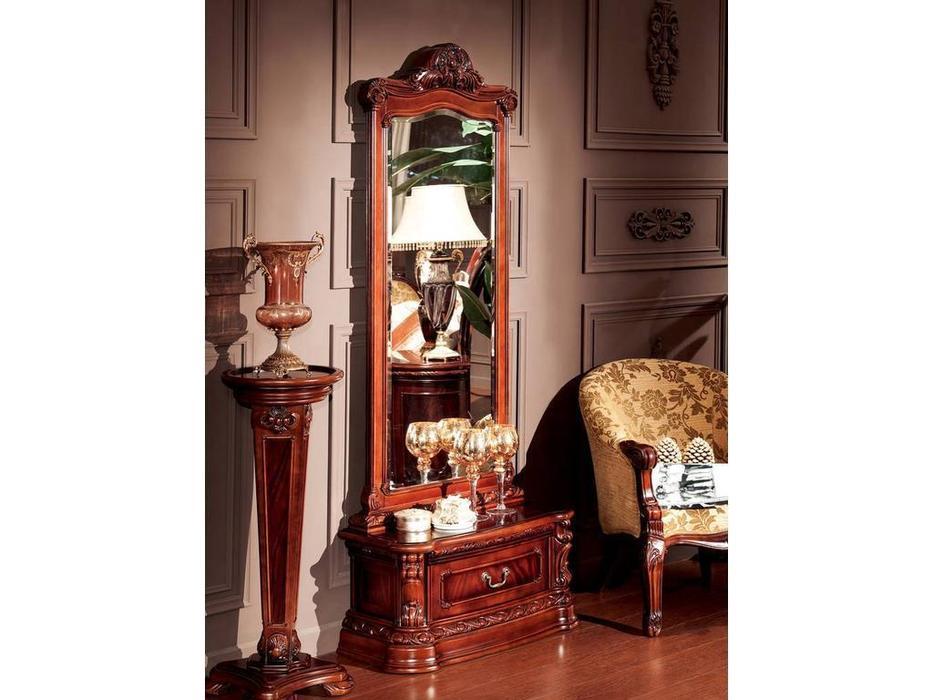 Carpenter: Изабелла: зеркало напольное  (красное дерево)