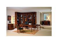 Inter CL. Mobilia: Stilum: стол письменный 5 ящ. 180 кож. зам.