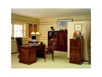 Inter Cl. Mobilia: Silleria Seating: кресло Vermont для посетителей кож.зам.