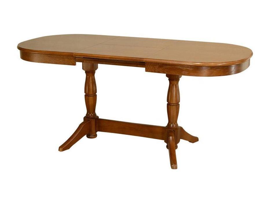 Орион: стол обеденный раскладной  Агат (вишня)