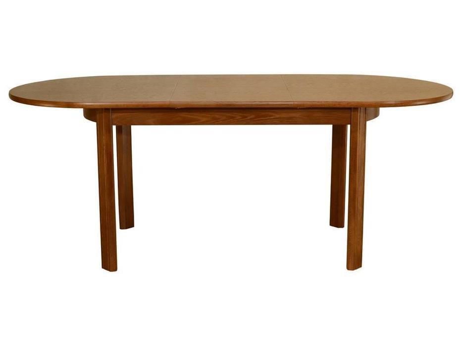Орион: стол обеденный раскладной Поло (дуб)