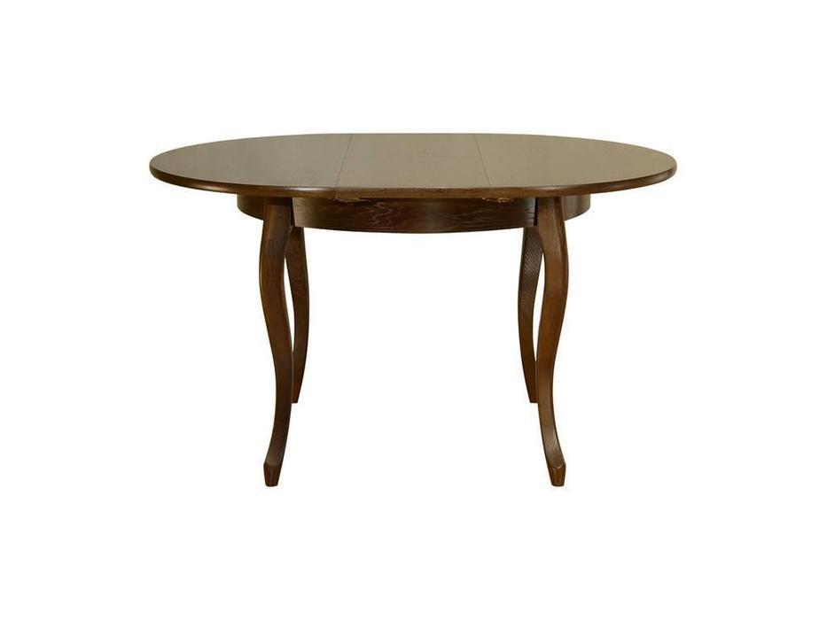 Орион: стол обеденный раскладной Марсель-К (темный дуб)