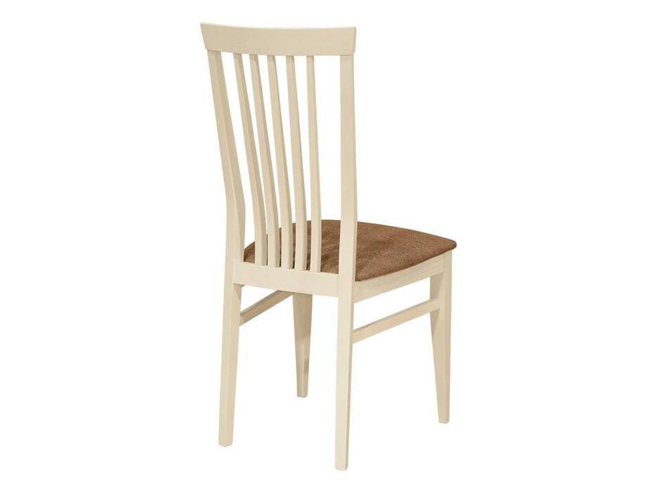 Оримэкс: стул Спарта (слоновая кость, ткань)