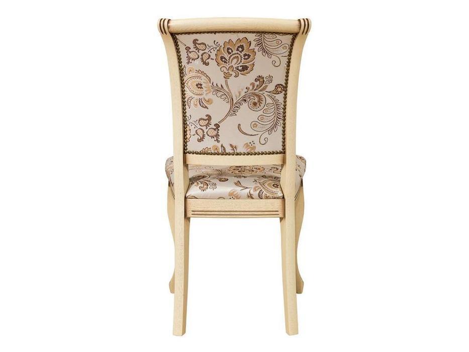 Оримэкс: стул Марсель (молочный дуб с коричневой патиной)