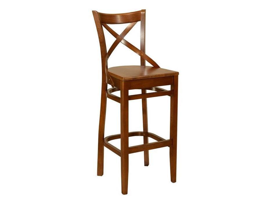 Оримэкс: стул барный Соло (орех)