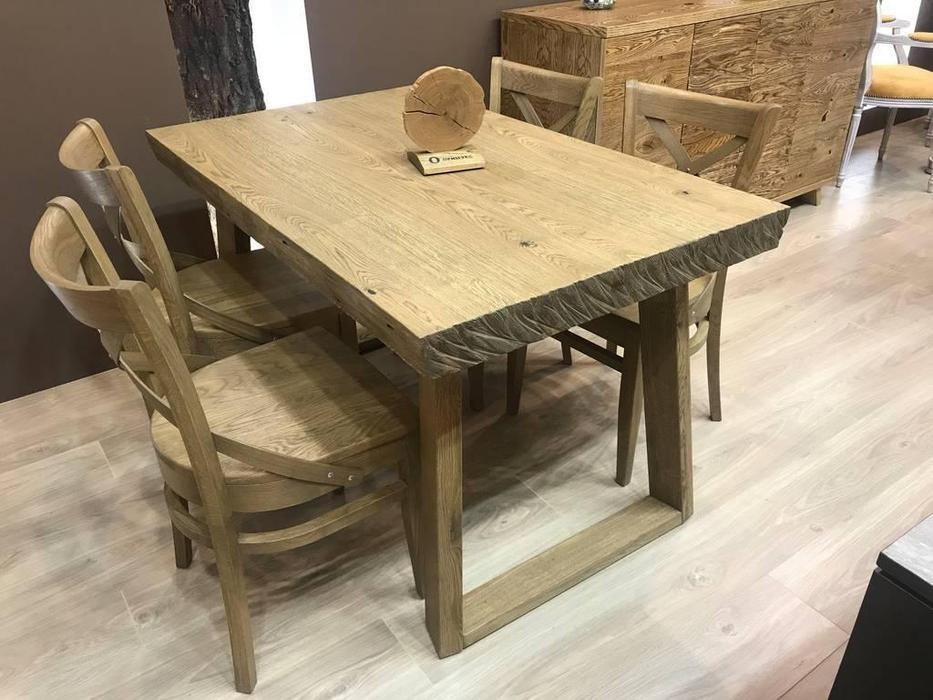 Оримэкс: Соло: стол обеденный Соло-СМ (дуб)