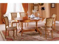 Орион: стол обеденный раскладной Премьер-Т (золотой дуб)