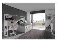 5117065 детская комната современный стиль Lineas taller: Teen Space