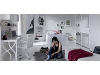 5117067 детская комната современный стиль Lineas taller: Teen Space